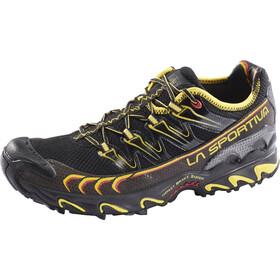 La Sportiva Ultra Raptor Shoes Herre black/yellow